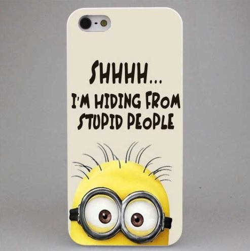 Sale Minion Case - iPhone 8 , 8 Plus , X 0